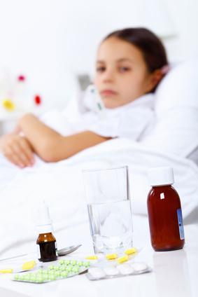 Symptome bei Pfeifferschen Drüsenfieber