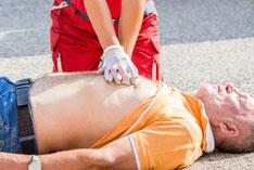 herzinfarkt Akutbehandlung bei Gürtelrose