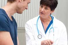 Arztuntersuchung