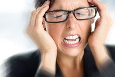 Gürtelrose Stress vermeiden
