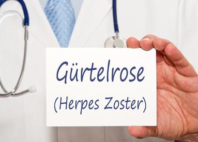 Gürtelrose - Herpes Zoster