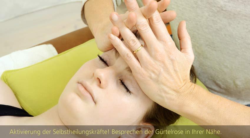 Gürtelrose besprechen