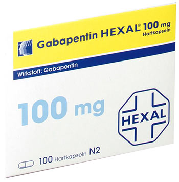 Gabapentin 100