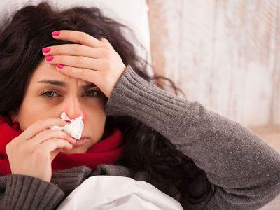 Gürtelrose und Erkältung?