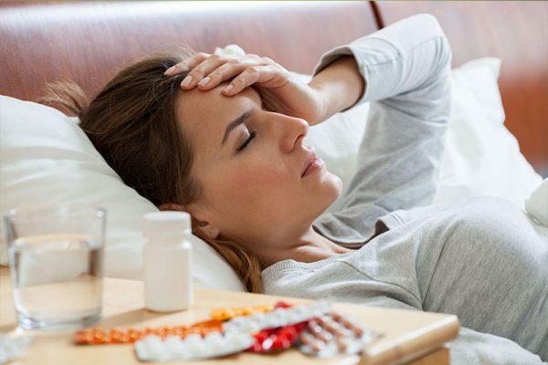 Gürtelrose bei Immunschwäche