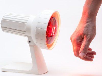 Wärme oder Kälte Behandlung bei Nervenschmerzen
