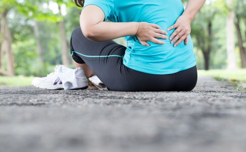 Gürtelrose bei Sportler